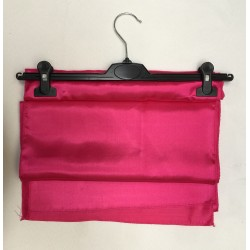 "Hot Pink Fuchsia Satin Table Runners (14""x108"")"