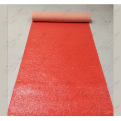 Heavy Duty Re-Usable RED Walkway Carpet Aisle Runner