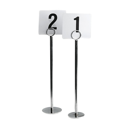 """18"""" Table Number Stands"""