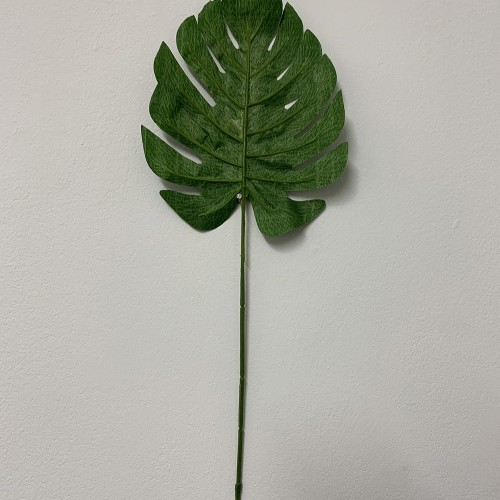 Artificial Philodendron Leaf- Pack of 10
