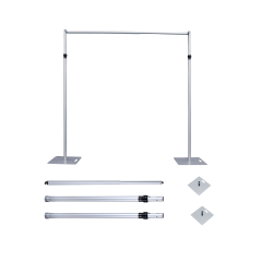 3Mx3M Heavy Duty Adjustable Flower Wall Stands