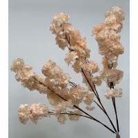 Artificial Blossom Tree Spare Branch - PEACH