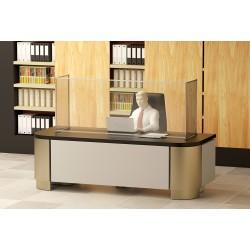 High Quality Office Desk Hygienic Screen