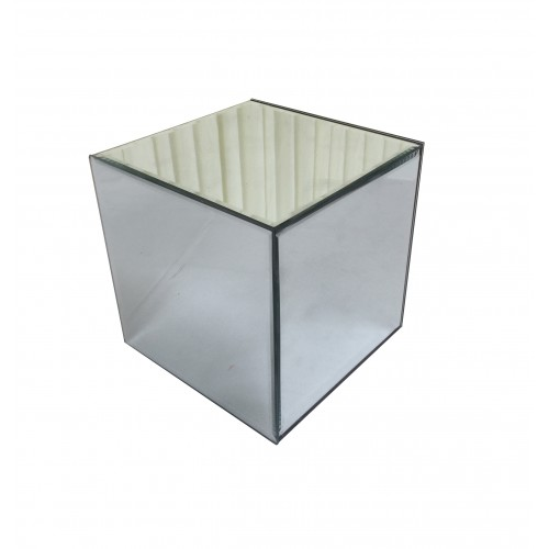 """8"""" Mirror Cube Centerpiece"""