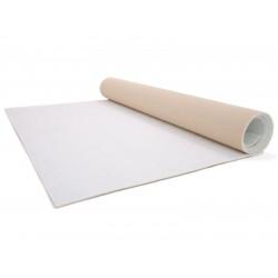 Heavy Duty Re-Usable White Walkway Carpet Aisle Runner
