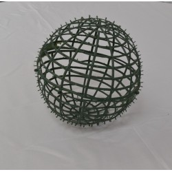 20cm Round Plastic Base for Flower Balls - Pack of 10
