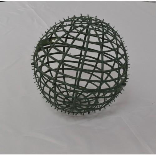 15cm Round Plastic Base for Flower Balls - Pack of 10