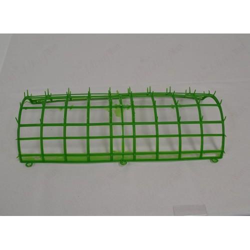 45cm Long Round Plastic Flower Base - Pack of 5