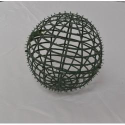 25cm Round Plastic Base for Flower Balls - Pack of 10