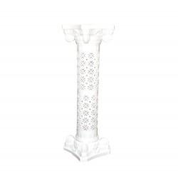 100cm Plastic Roman Pillar Pedestal - JAL01