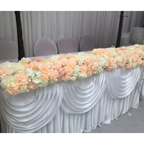 1m Artificial Top Table Flower