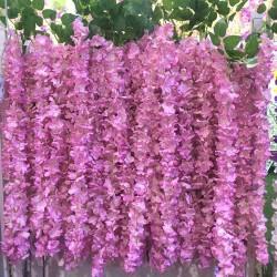 110cm 3 Branches Pink Hydrangea Trailing Bush