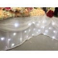 LED Table Skirts