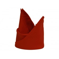 Red Polyester Napkins
