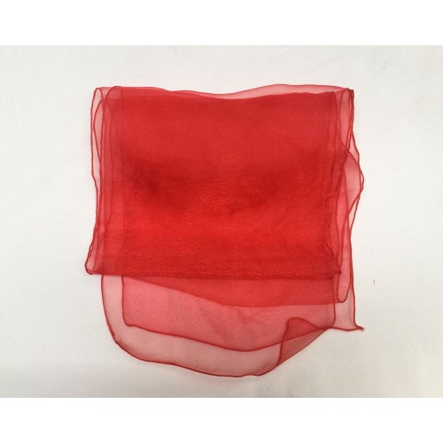 RED Organza Chair Bows - PACK of 10