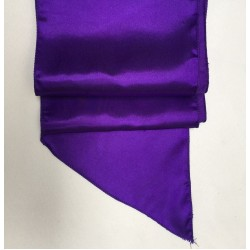 Cadbury Purple Satin Sash - PACK OF 10
