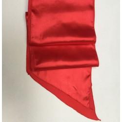 Red Satin Sash - PACK OF 10