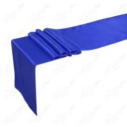 "Royal Blue Satin Table Runner (14""x108"")"