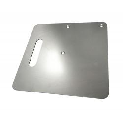 Heavy Duty Base Plate 450mmx450mm(no spigot)