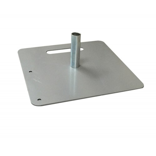 Heavy Duty Base Plate with Spigot 450x450mm