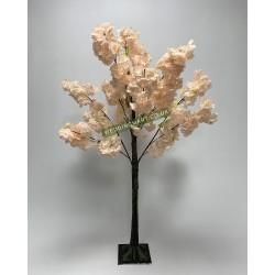 120cm Champagne Artificial Blossom Tree