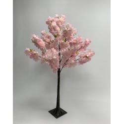 120cm Pink Artificial Blossom Tree