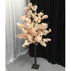 180cm Champagne Artificial Blossom Tree