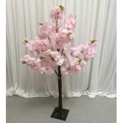 150cm Pink Artificial Blossom Tree