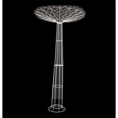 2.5m Decorative Metal Tree